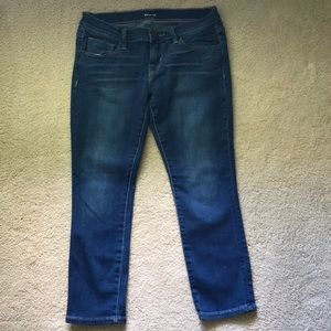 Urban Outfitters BDG Low Rise Twig Crop Jeans